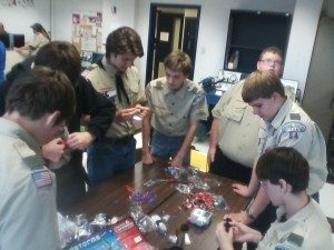 Merit Badge Saturday -1